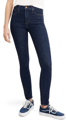 Madewell 10-Inch High Waist Skinny Jeans (Lucille)