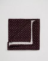 Asos Pocket Square In Speckle Design