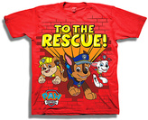 Freeze Red PAW Patrol 'To the Rescue' Tee - Toddler