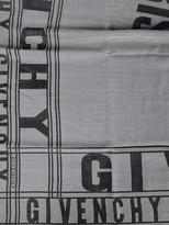 Givenchy Fringed Scarf