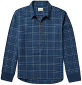 Simon Miller Checked Cotton-Twill Shirt