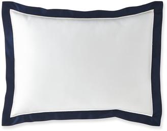 Ralph Lauren Home Organic Sateen Border Pillow