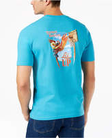 Tommy Bahama Men's Lei Up Graphic-Print T-Shirt