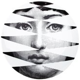 Fornasetti jagged face plate
