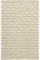 Nobrand No Brand Basketweave 100% Wool Rug