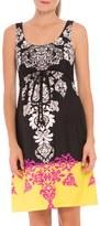 Olian Women's 'Eloise' Graphic Maternity Dress