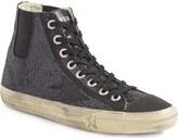 Golden Goose Deluxe Brand V-Star 1 Glitter High Top Sneaker (Women)
