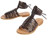 Cocobelle Smoke Ibizia Leather Sandal