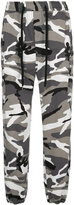 Monkey Time Camouflage Cargo Trousers