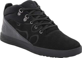 Jack Wolfskin Men's AUCKLAND MID men's casual mid top sneakers Shoe