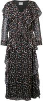 Jason Wu floral sheer dress