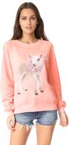 Wildfox Couture Little Lamb Sweatshirt