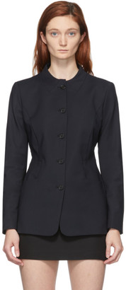 Coperni Black Trompe LOeil Tailored Jacket