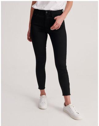 Grab Isabella 7/8 High Rise Skinny Jean