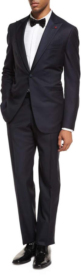 Isaia Two-Piece Tuxedo Suit