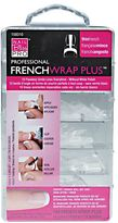 Sally Beauty Nail Bliss French Wrap Plus - Thin French Style 140ct