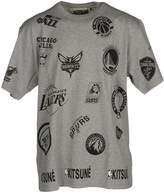 Kitsune Maison Nba Basket Team T-shirt