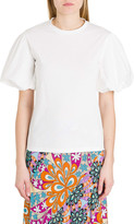 Pinko T-shirt With Puffed Sleeves