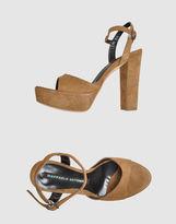 RAFFAELE SETTEMBRE Platform sandals