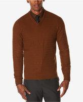 Perry Ellis Men's Loop-Pattern Sweater