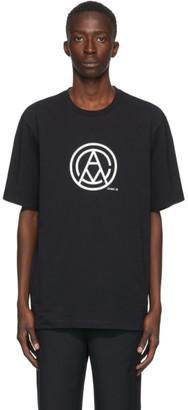Oamc Black Mono T-Shirt
