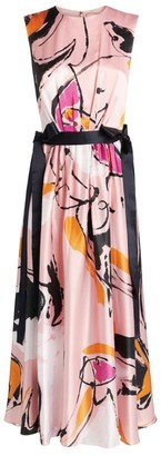 Roksanda Tibi Printed Dress