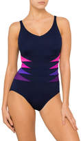 Jantzen Poolproof Triangle Splice One Piece