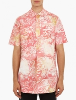 Our Legacy Hand-Printed Popover Shirt