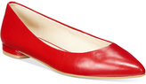 Nine West Onlee Pointed-Toe Flats