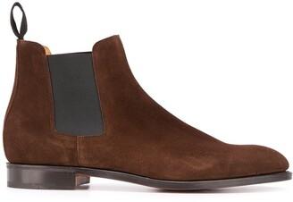 John Lobb Ankle Length Boots