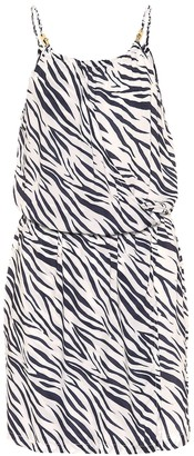 Heidi Klein Exclusive to Mytheresa a Kalahari printed minidress