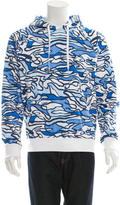 DSQUARED2 Printed Pullover Hoodie