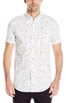 Zanerobe Men's Solar 7Ft Short-Sleeve Shirt