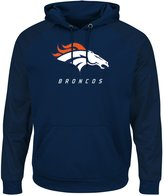 Majestic Denver Broncos Armor II Synthetic Hoodie
