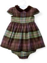 Ralph Lauren Plaid Dress & Bloomer