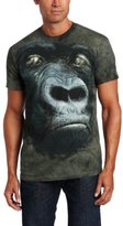 The Mountain Men's Silverback Portrait T-shirt