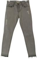 Current/Elliott Current Elliott Grey Denim - Jeans Jeans for Women