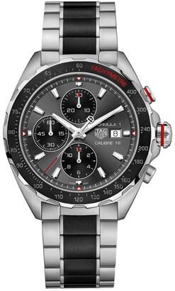 Tag Heuer Carrera 44mm Formula 1 Calibre 16 Watch