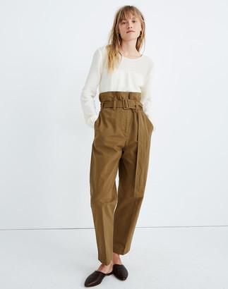 Madewell Caron Callahan Dover Paperbag Pants
