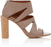 See by Chloe WOMEN'S CUTOUT LEATHER SANDALS