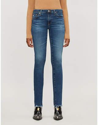 AG Jeans Legging Ankle ultra-skinny mid-rise jeans