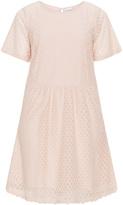 Junarose Plus Size Lace skater dress