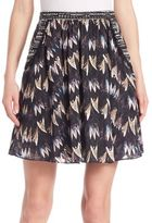 Diane von Furstenberg Marisa Chiffon Skirt