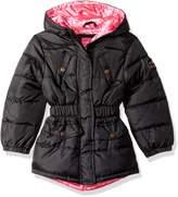 Pink Platinum Toddler Girls' Pop Anorak Jacket