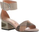 Poetic Licence Women's Splatter Ankle Strap Sandal