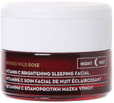Korres Wild Rose Advanced Brightening Sleeping Facial.