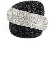 St. John Swarovski Crystal Ring