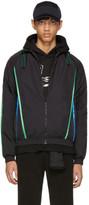 Cottweiler Black Piping Track Jacket