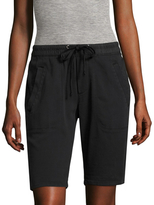 James Perse Welt Pocket Drawstring Short
