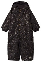 MarMar Copenhagen Black Star Flake Ollie Snow Suit